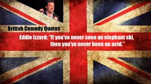 Eddie Izzard Inspirational Quotes