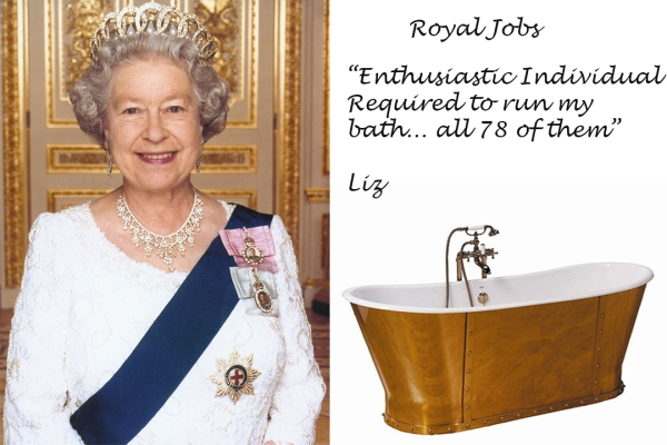 Royal Jobs