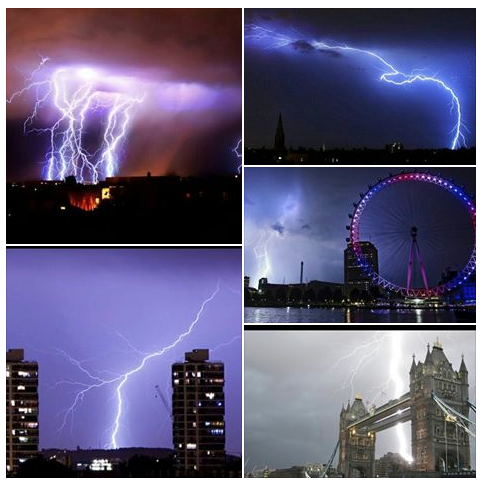 London Lighting!